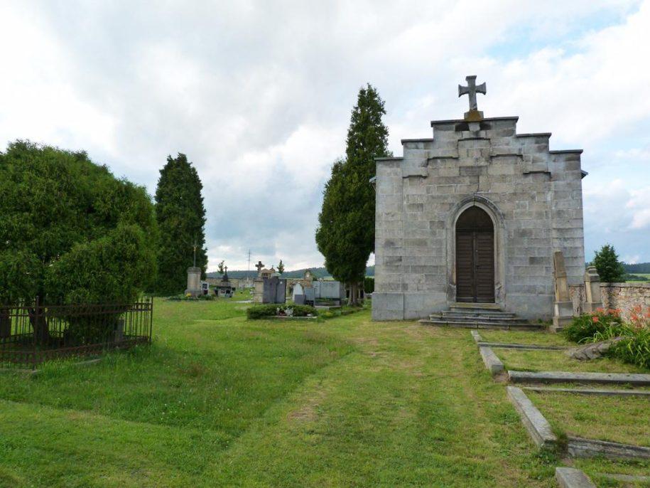 Hřbitovní kaplička