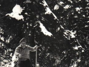 Snímek ze zájezdu na hory.