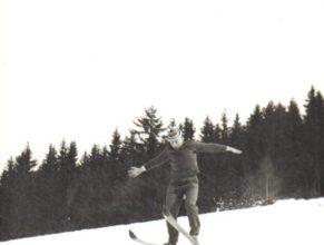 Snímek ze zájezdu na hory