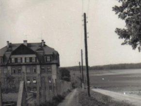 Činžovní dům v horních Vlčkovicích čp. 101.