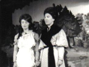 Kalousková Marie a Komárková Jaroslava