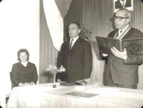 Vtípilová Jaroslava, Venhauer Václav a Kábrt Jaroslav.