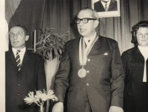 Venhauer Václav, Kábrt Jaroslav, Vtípilová Jaroslava.