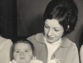 Hana Možíšová s dcerou Gabrielou.