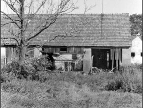 Usedlost Bergmanových.
