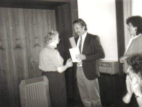 Marie Chvapilová ze Rtyně v Podkrkonoší si odvezla 3. cenu ve III. kategorii.