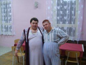 Vlevo Josef Petrásek.