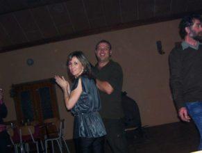Tanec.