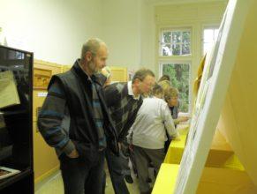 Zleva: Jaroslav Otava a Miroslav Škrýba.