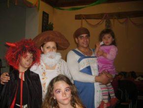 Lucia a Marek Skvrnovi s dětmi.