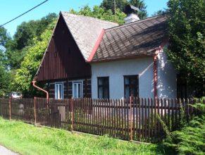 Chalupa rodiny Vránovy, Horní Vlčkovice čp. 59.