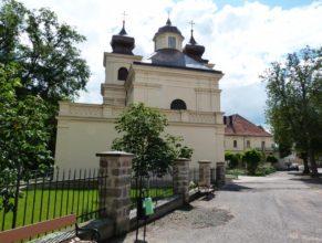 Domov sv. Josefa v Žirči.