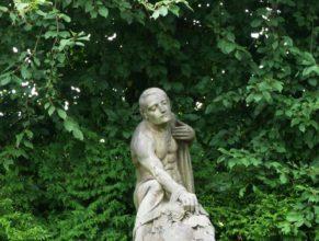 Pomník obětem.