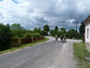 Debata cyklistů.