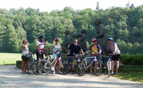 Cyklovýlet – pevnost Dobrošov