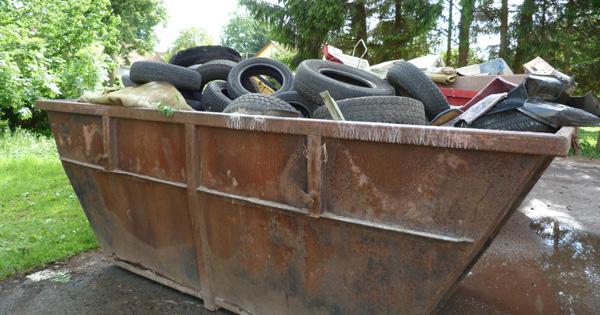 Svoz odpadů