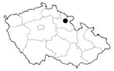 mapa Vlčkovice v Podkrkonoší