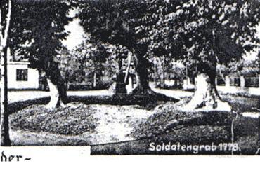 Hromadný hrob ve Vlčkovicích