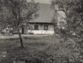 Dolní Vlčkovice - dům u Mlynářů.