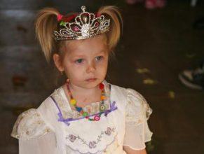 Malá princezna.