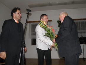 Rozloučení se s Vladimírem Hronem.