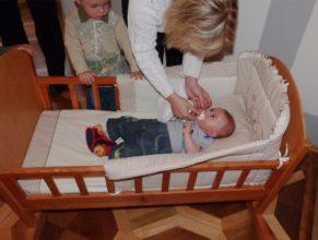 Jakub Kosinka narozený 3.6.2011.