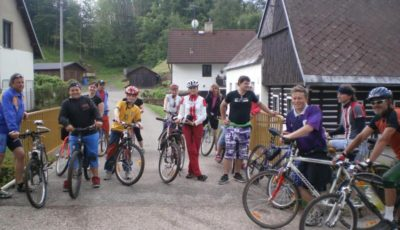 Cyklovýlet - okolí Dvora Králové nad Labem