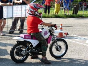 Motorkář.
