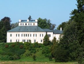 Zámek Ratibořice.