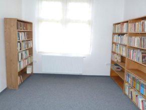 Bývalá místnost ordinace.