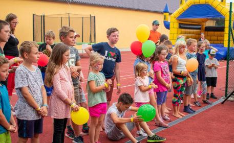 Dětská summer párty